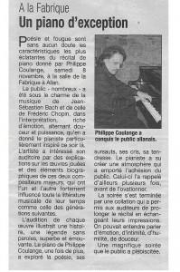 ARTICLE DE PRESSE ALLAN